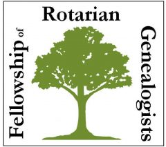 FELLOWSHIP OF ROTARIAN GENEALOGISTS